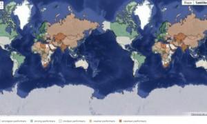 mapa ecologico